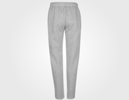 Спортивные штаны женские Lonsdale Slim Open Hem Grey Marl