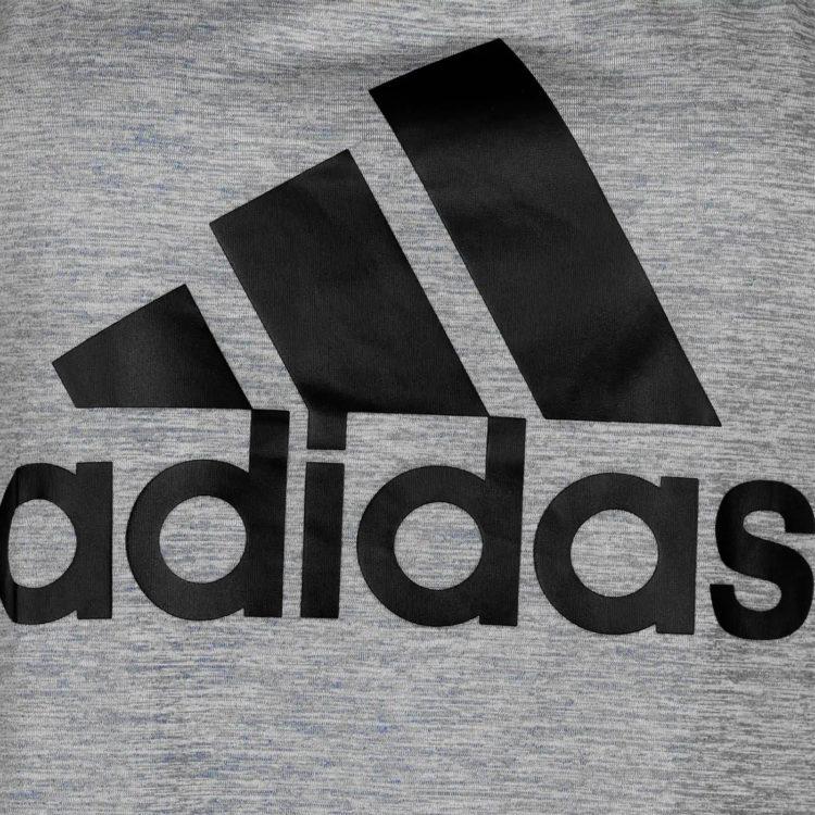 Майка Adidas HI5 Logo Ladies Grey/Black