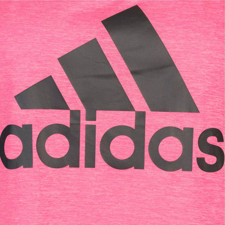 Майка Adidas HI5 Logo Ladies Real Pink