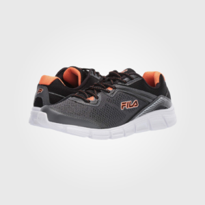 Кроссовки Fila Memory Vernato Trail Running Dark Shadow/Vibrant Orange/White