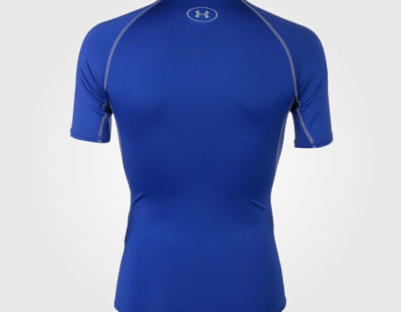 Футболка Under Armour Heatgear Core T Mens Royal