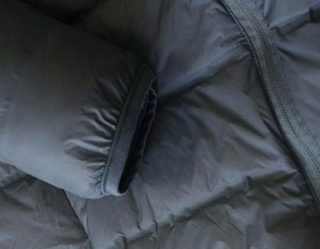 Куртка Lee Cooper Seamless Down Mens Charcoal