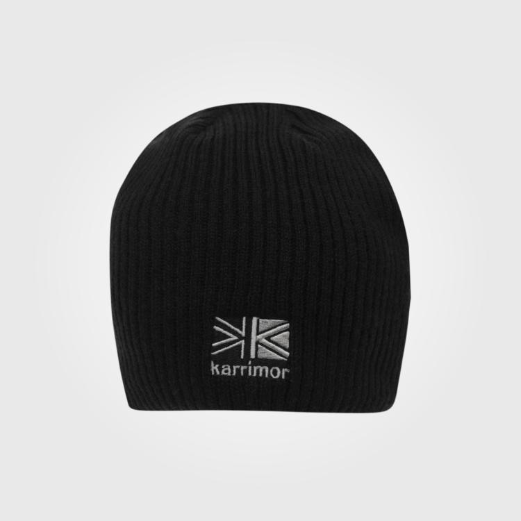 Шапка Karrimor Running Hat Mens Black