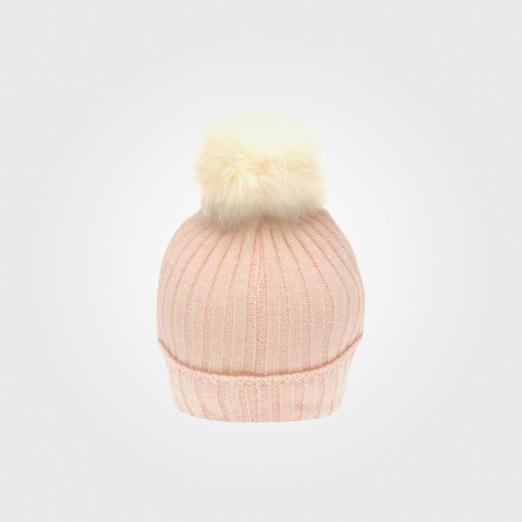 Шапка SoulCal Sapphire Ladies Pink/White