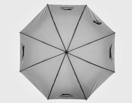 Зонтик Slazenger Web Grey/BlackLogo