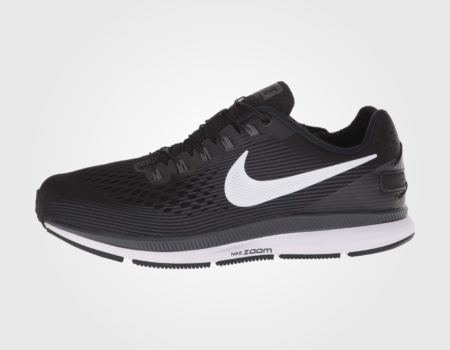 Кроссовки Nike Air Zoom Pegasus 34 FlyEase Black/White/Dark Grey/Anthracite