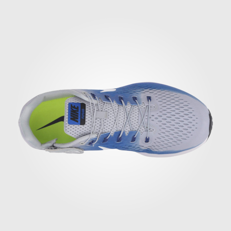 Кроссовки Nike Air Zoom Pegasus 34 FlyEase Wolf Grey/White/Racer Blue