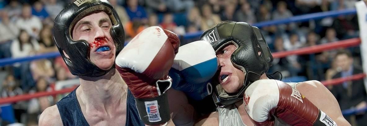 Капа боксёрская. История и применение (видео-инструкция)