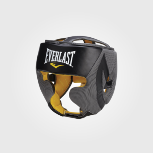 Шлем боксерский Everlast Evercool Head Guard Black