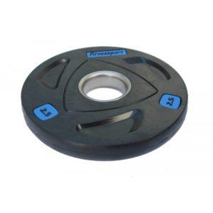 Диск обрезиненный RN-Sport Fts 2,5 кг - 51 мм