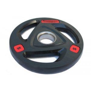 Диск обрезиненный RN-Sport Fts 5 кг - 51 мм