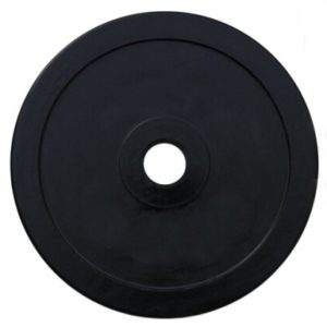 Диск стальной обрезиненный 5 кг - 51 мм