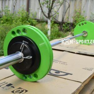 Штанга Steel олимпийская 70 кг