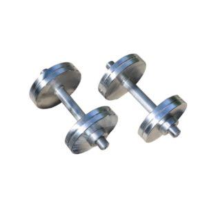 Гантели стальные 2 по 12 кг