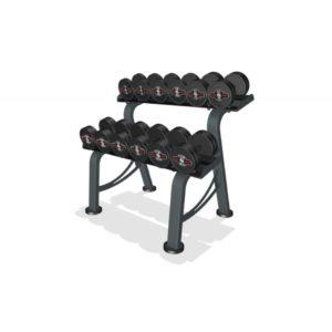 Гантельный ряд Marbo-Sport 5-17,5 кг (MP-HSGK4-S)