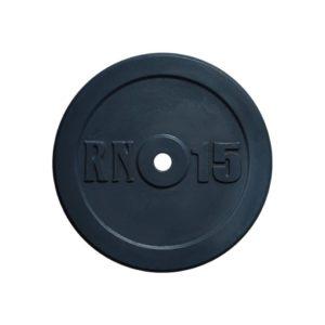 Диск 15 кг на гриф диаметром 25 мм