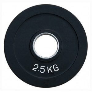 Диск олимпийский обрезиненный RN-sport alex 2.5 кг