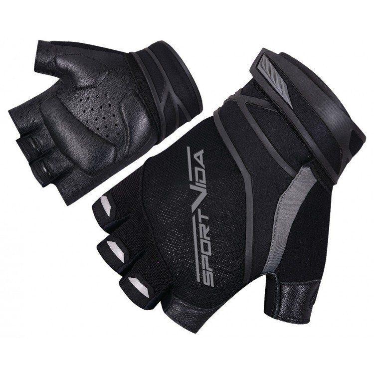 Перчатки для фитнеса Ronex SportVida SV-AG0001