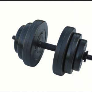 Гантель композитная RN-Sport 18 кг