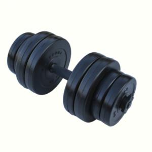 Гантель композитная RN-Sport 16 кг - 1 шт
