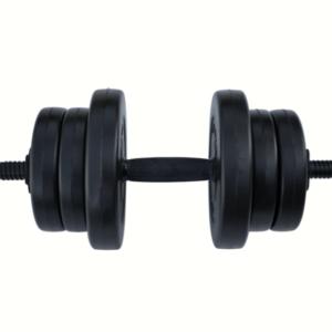 Гантель композитная RN-Sport 11 кг - 1 шт