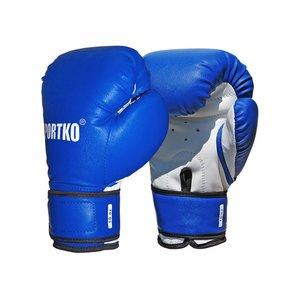 Боксерские перчатки кожвинил 10 унций