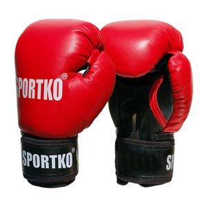 Боксерские перчатки кожа 10 унций