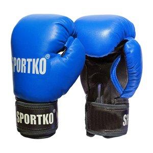Боксерские перчатки кожа 12 унций