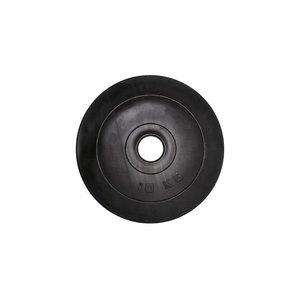 Диск олимпийский композитный в пластиковой оболочке