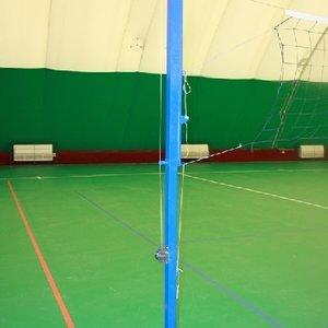 Стойки для волейбола с регулировкой по высоте