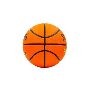 Мяч баскетбольный резиновый №7 Spalding Cross Over