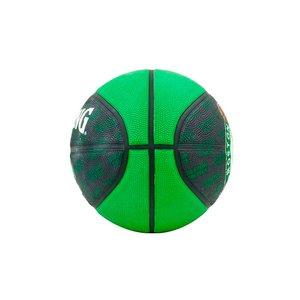 Мяч баскетбольный резиновый №7 Spalding NBA Team Basketball-Celtics 2013