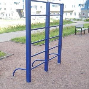 Шведская стенка уличная двойная