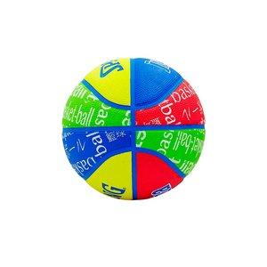 Мяч баскетбольный резиновый №5 Molten NBA Junior