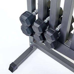 Подставка под гантели для фитнеса