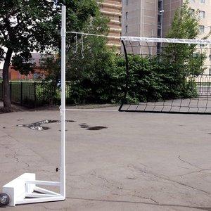 Стойки для волейбола мобильные