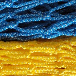 Сетка оградительная 80х80 цветная