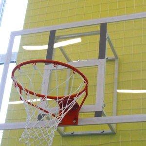 Баскетбольный щит 900х680 мм детский из оргстекла