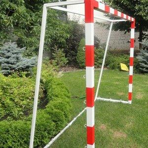 Ворота для футбола 2000х1500 мм с полосами