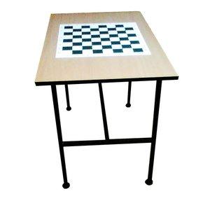 Стол шахматный со складными ножками