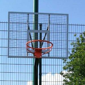 Баскетбольный щит 1800х1050 мм антивандальный