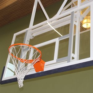 Ферма баскетбольная вертикально-подъемная к потолку