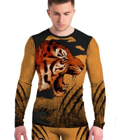 Компрессионное белье Tiger