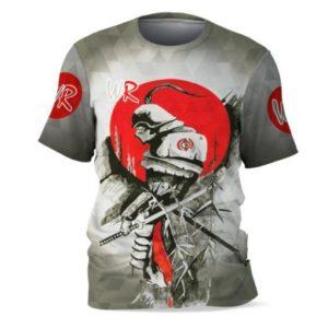 Компрессионная футболка Самурай