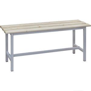 Скамейка приставная для раздевалок 2 м
