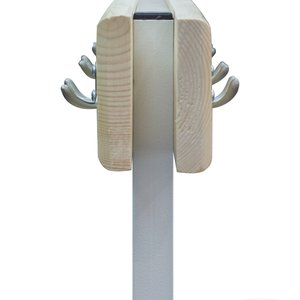 Скамейка двусторонняя 1,5 м
