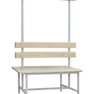 Скамейка двусторонняя 2 м