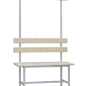 Скамейка односторонняя 1,5 м
