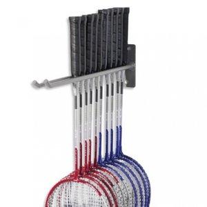 Кронштейн для бадминтонных и теннисных ракеток