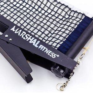 Сетка для настольного тенниса с клипсовым креплением Marshal